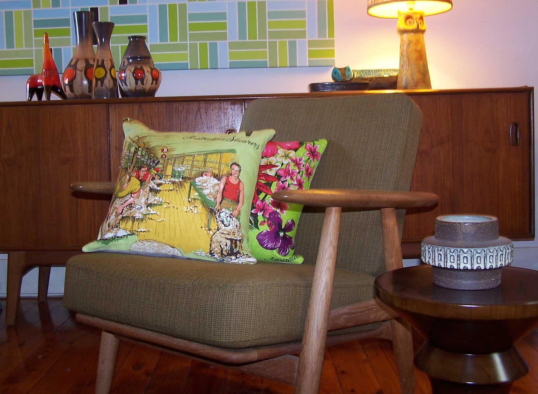 Souvenir Cushions